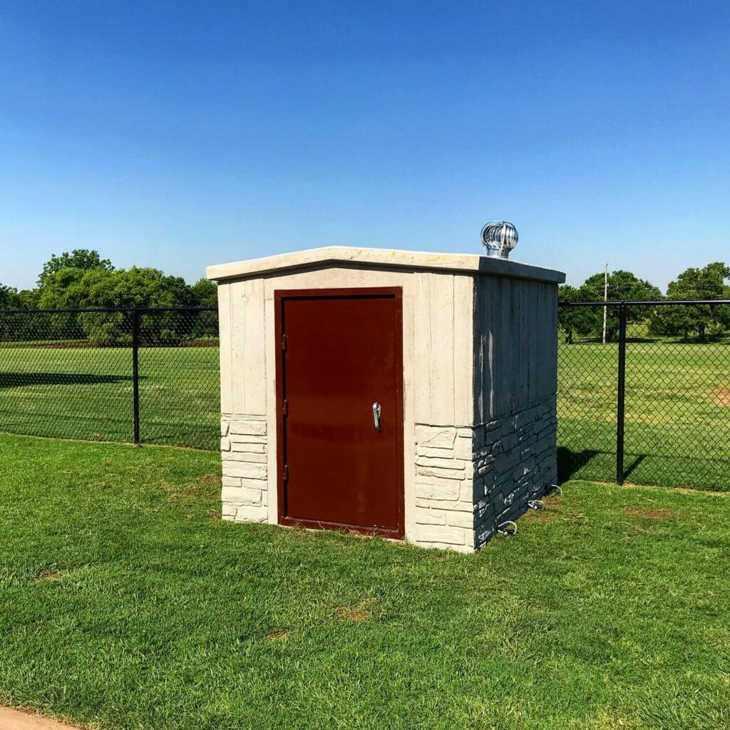 above ground safe room oklahoma safe rooms