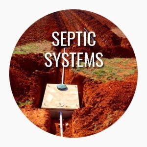 sprague's backhoe septic systems
